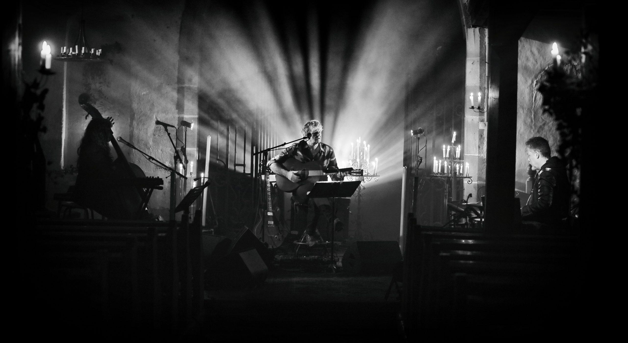 Avant-première ENVIRONS<br/>Concert en ligne sur arte