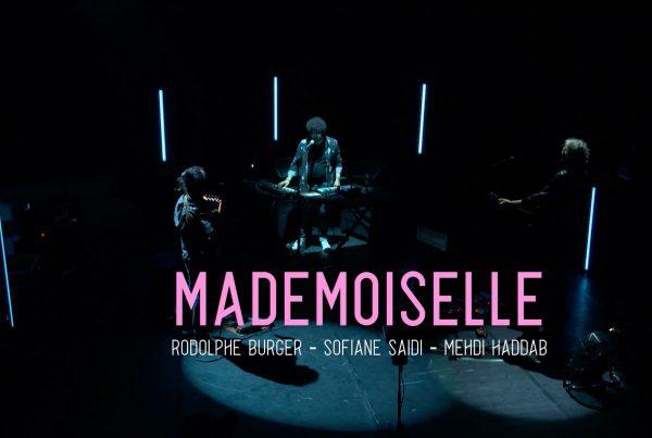 Mademoiselle au festival Banlieues Bleues