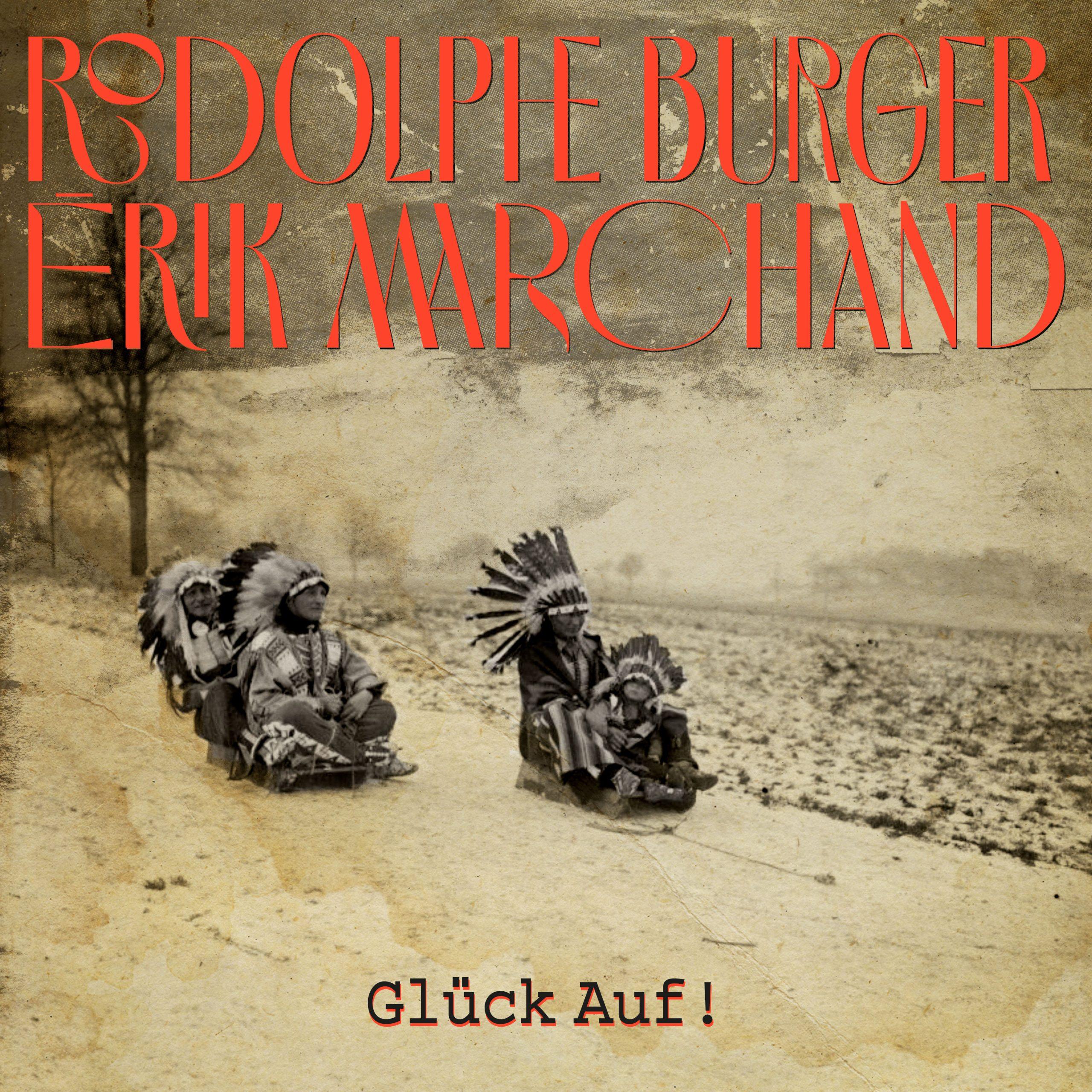 """Vernissage du nouvel album """"GLÜCK AUF !"""" à la boutique Dernière Bande"""